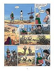 Thorgal Vol. 26: Le Royaume sous le sable