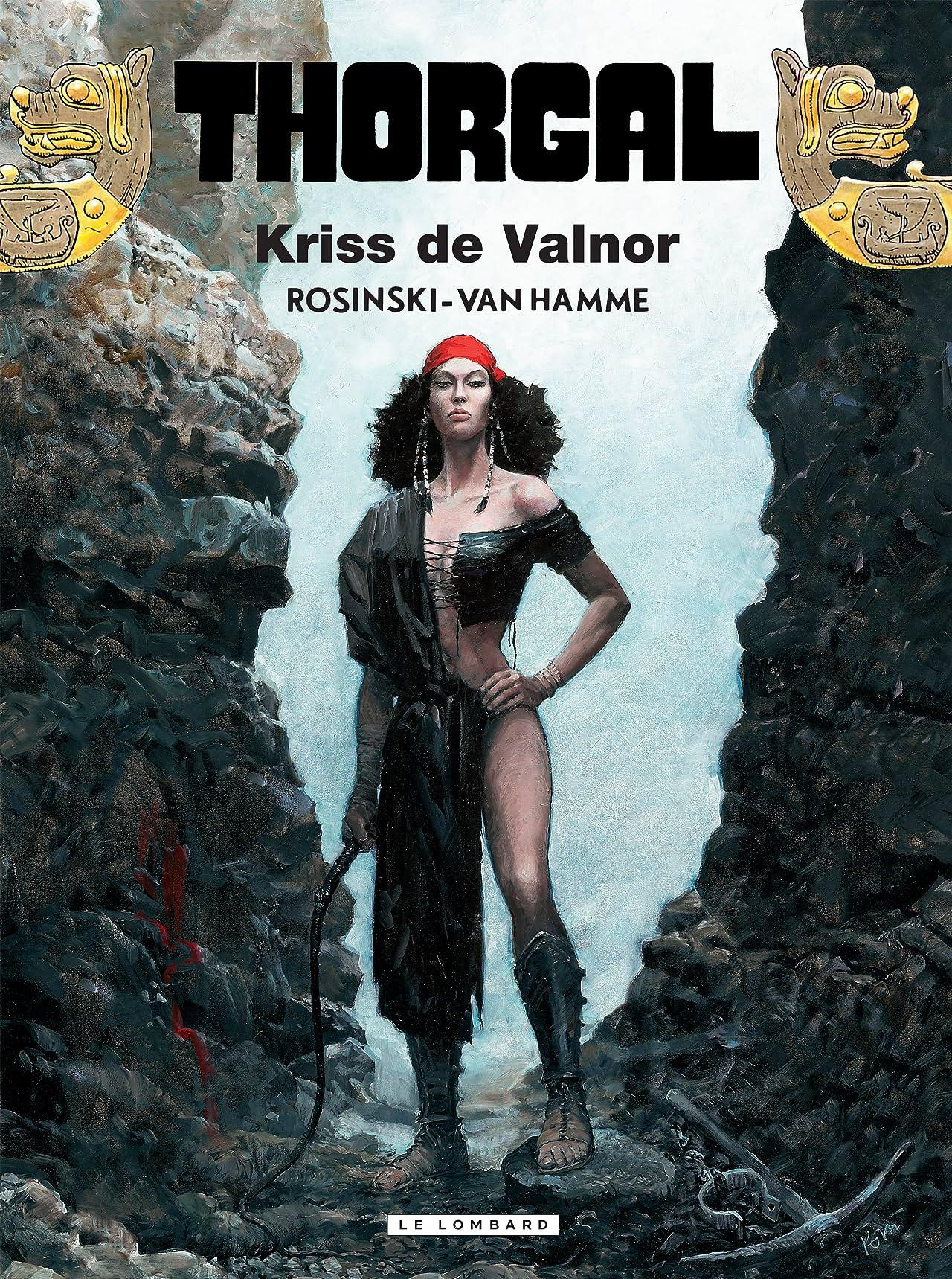 Thorgal Vol. 28: Kriss de Valnor