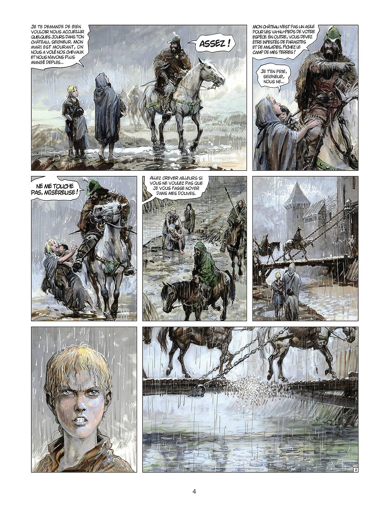 Thorgal Vol. 29: Le Sacrifice