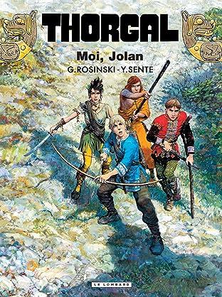 Thorgal Tome 30: Moi, Jolan