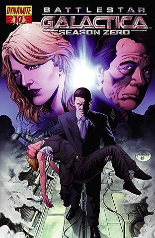 Battlestar Galactica: Season Zero #10