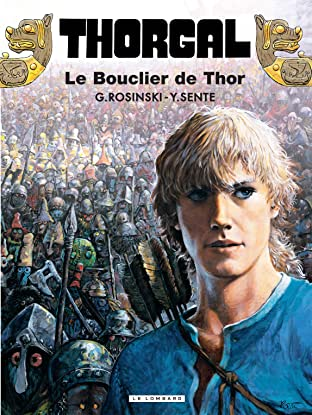 Thorgal Tome 31: Le Bouclier de Thor