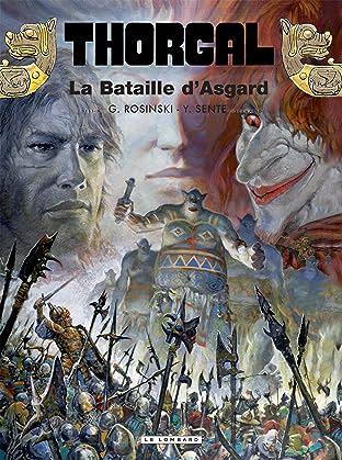 Thorgal Tome 32: La Bataille d'Asgard