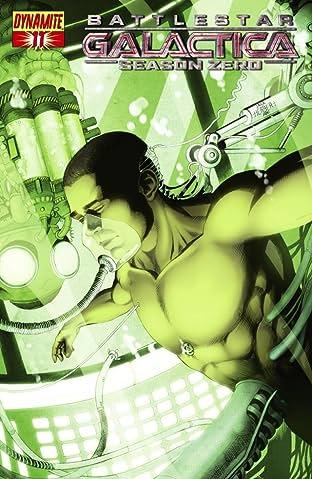 Battlestar Galactica: Season Zero #11
