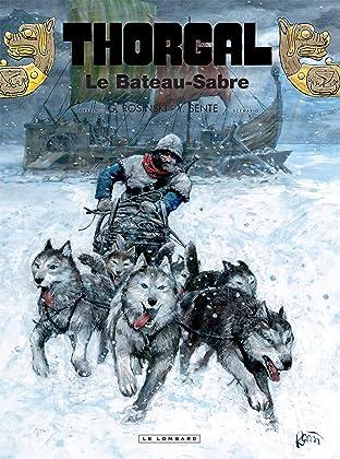 Thorgal Tome 33: Le Bateau-Sabre