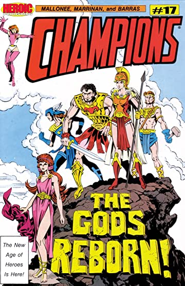 Champions #17