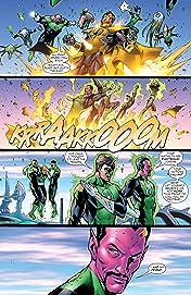 Green Lantern (2005-2011) #8