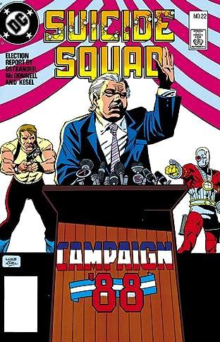Suicide Squad (1987-1992) #22