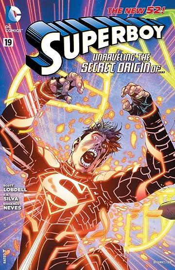Superboy (2011-2014) #19