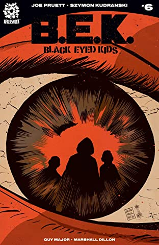 Black Eyed Kids #6