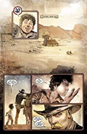 The Lone Ranger Vol. 1 #1