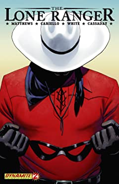 The Lone Ranger Vol. 1 #2