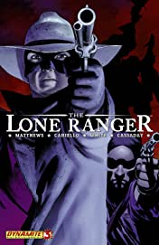 The Lone Ranger Vol. 1 #3