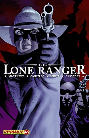The Lone Ranger #3