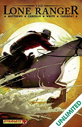 The Lone Ranger Vol. 1 #4