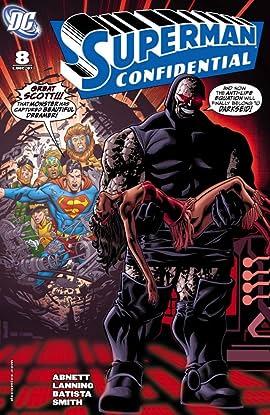 Superman Confidential #8