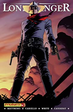 The Lone Ranger Vol. 1 #5
