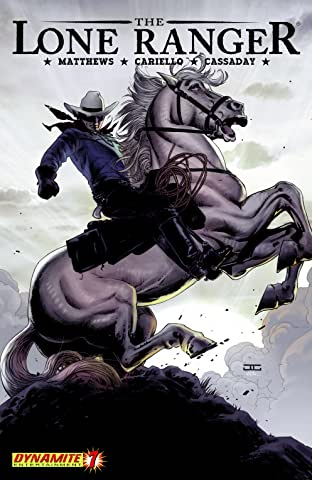 The Lone Ranger #7