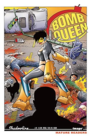 Bomb Queen No.4 (sur 4)