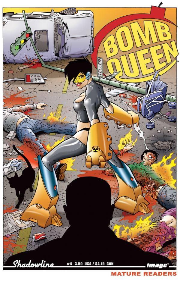 Bomb Queen #4 (of 4)