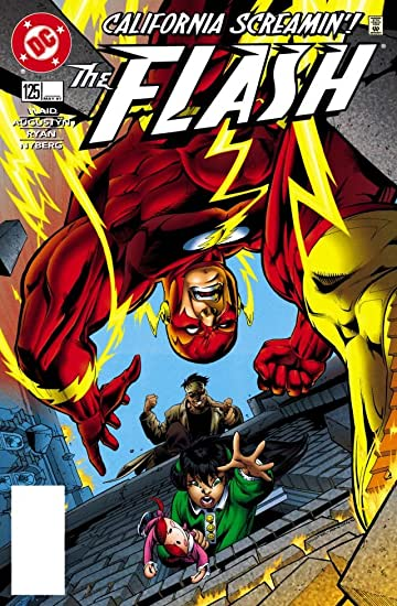 The Flash (1987-2009) #125