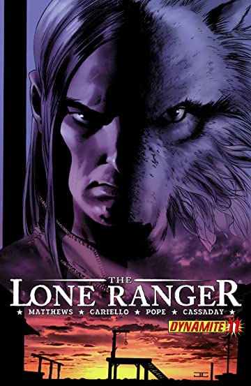 The Lone Ranger Vol. 1 #11
