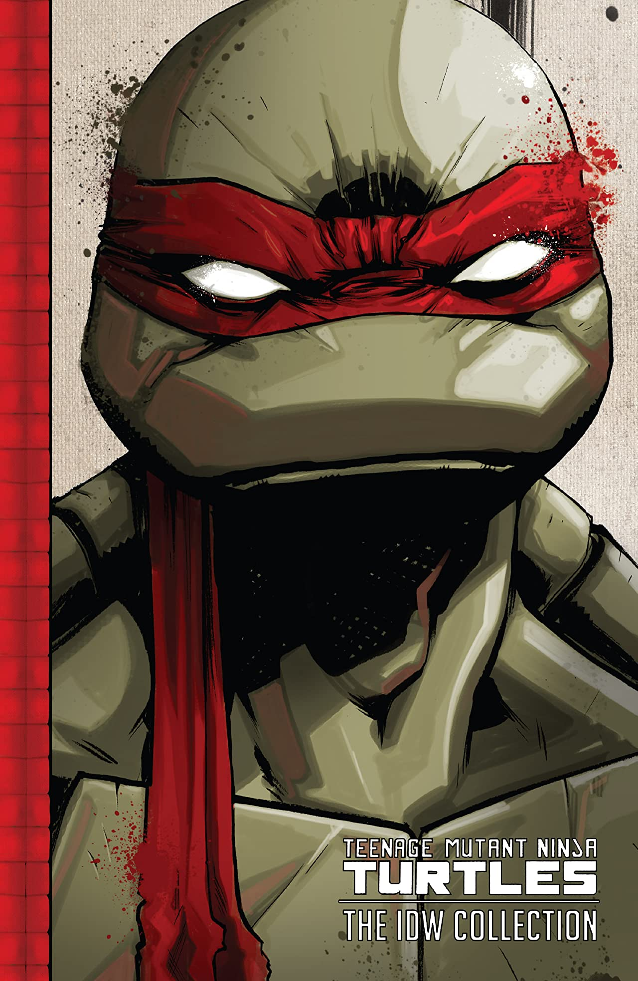 Teenage Mutant Ninja Turtles: The IDW Collection Tome 1