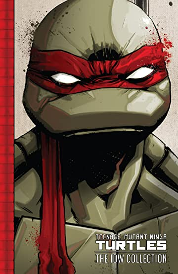 Teenage Mutant Ninja Turtles: The IDW Collection Vol. 1