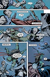 Teenage Mutant Ninja Turtles: The IDW Collection Vol. 1