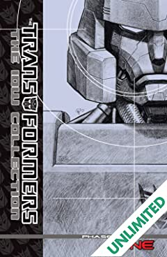 The Transformers: The IDW Collection Vol. 1