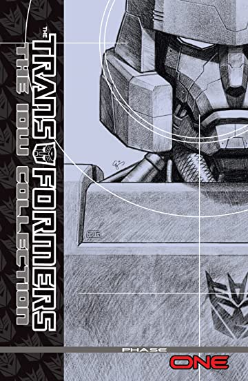 The Transformers: The IDW Collection Tome 1