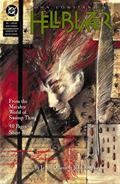 Hellblazer No.1