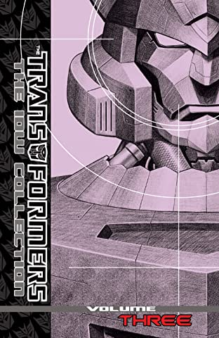 The Transformers: The IDW Collection Tome 3