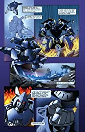 The Transformers: The IDW Collection Vol. 4