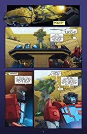The Transformers: The IDW Collection Tome 4