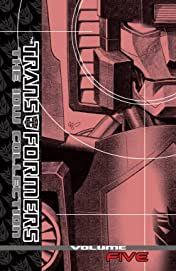 The Transformers: The IDW Collection Tome 5