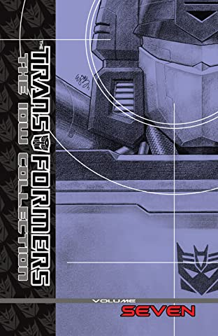 The Transformers: The IDW Collection Tome 7