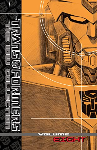 The Transformers: The IDW Collection Vol. 8
