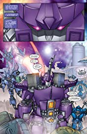 The Transformers: The IDW Collection Tome 8
