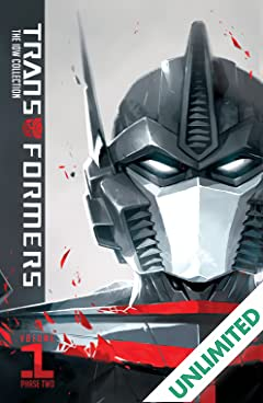 Transformers: IDW Collection - Phase Two Vol. 1