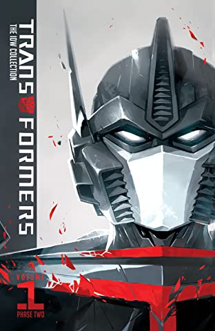Transformers: IDW Collection - Phase Two Tome 1