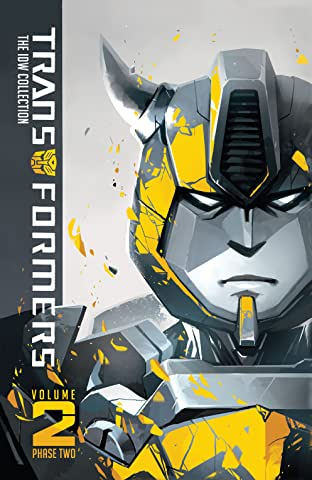 Transformers: IDW Collection - Phase Two Tome 2