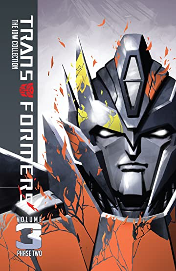 Transformers: IDW Collection - Phase Two Tome 3