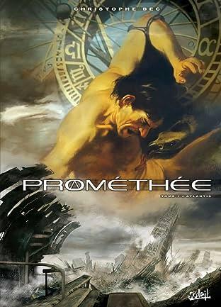 Prométhée Tome 1: Atlantis