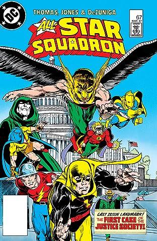 All-Star Squadron (1981-1987) #67