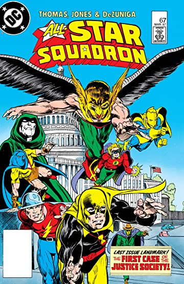 All-Star Squadron (1981-1987) #67
