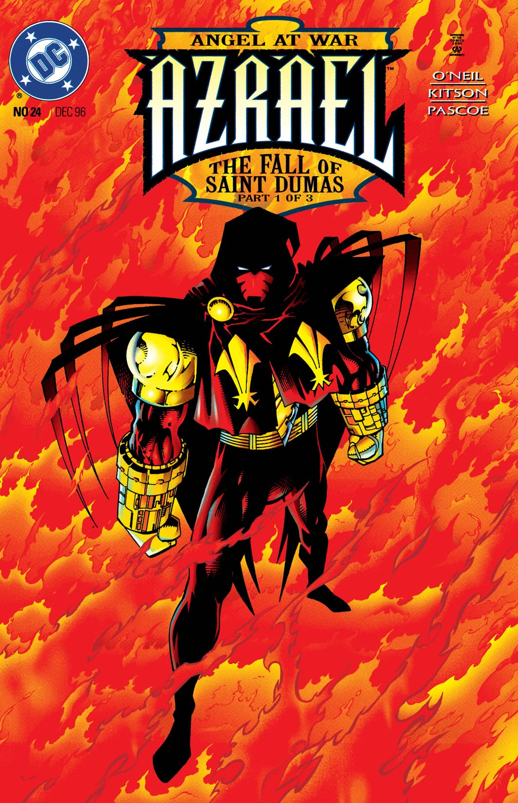 Azrael: Agent of the Bat (1995-2003) #24
