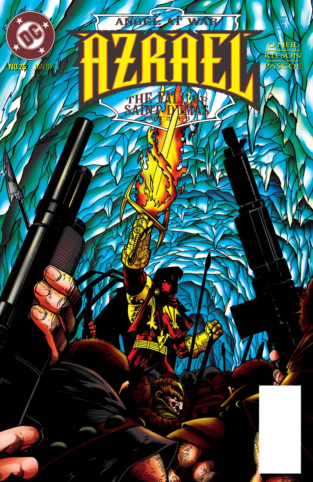 Azrael: Agent of the Bat (1995-2003) #25