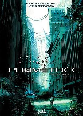 Prométhée Vol. 4: Mantique
