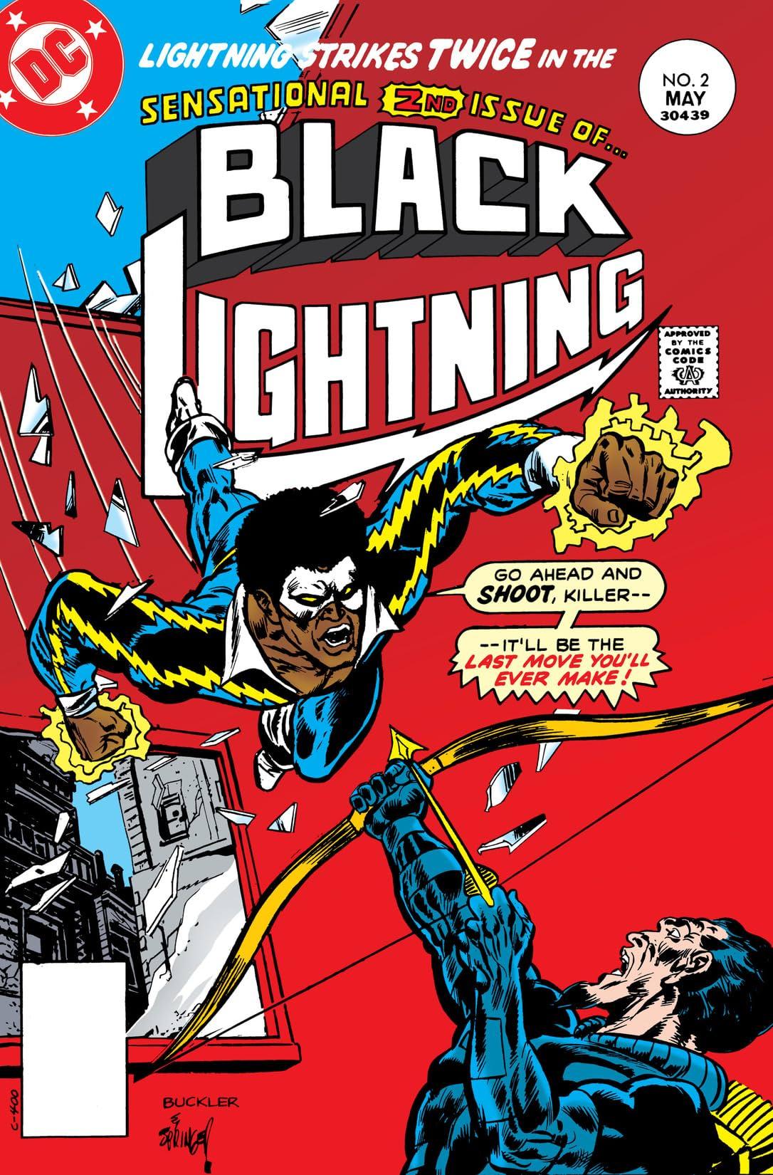 Black Lightning (1977-1978) #2
